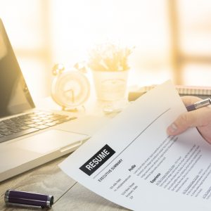 5 Resume Updating Tips You Can Use Right Away